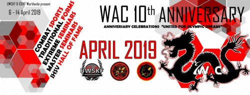 WAC 2019 is coming...